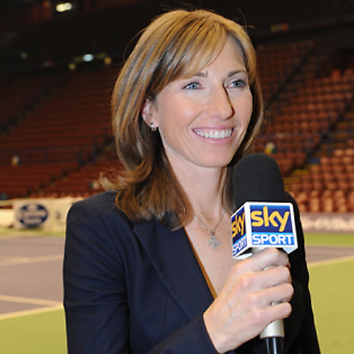 Laura Golarsa giornalista